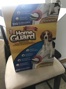Home guard training pads for puppies