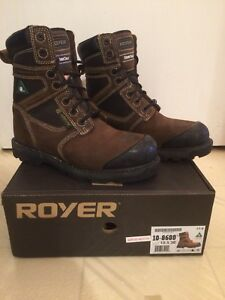 Royer work boots