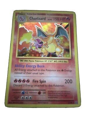 Pokemon XY Evolutions Charizard 11/108 Holo Card