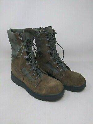 New! Men's Belleville 600 Hot Weather Combat Boots - Sage E33 Hot Weather Sage Green