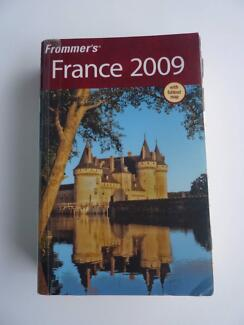 Frommer's France Guide 2009