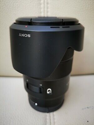 Sony E PZ 18-105 mm f/4 G OSS Zoom Lens for Sony a6000 series