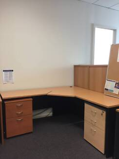 Corner Desk in Good Condition