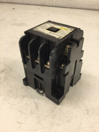 Hitachi AC Magnetic Contactor, H35, A58L-0001-0294, 110V Coil, Used, Warranty