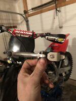 Unbreakable brake lever