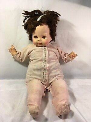 """5e3d39ab13 1965 Vogue BABY DEAR ONE Vintage Toddler Baby Doll Outfit Large 23"""""""