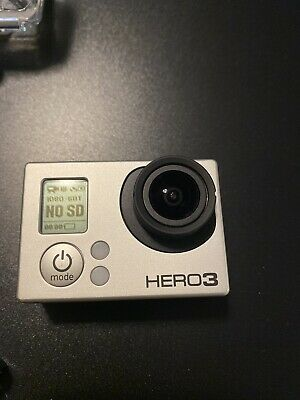 GoPro HERO3 Black Edition 12MP HD Waterproof Action Camera