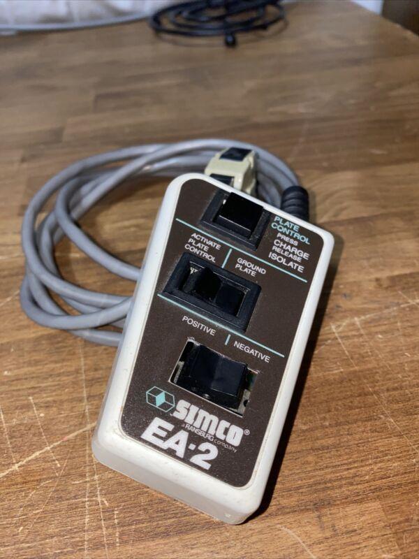 Simco A Ransburg Company EA-2 ESD Static Plate Controller