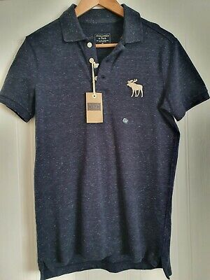 Abercrombie and Fitch Polo Shirt. Size XS. Brand New with tags.