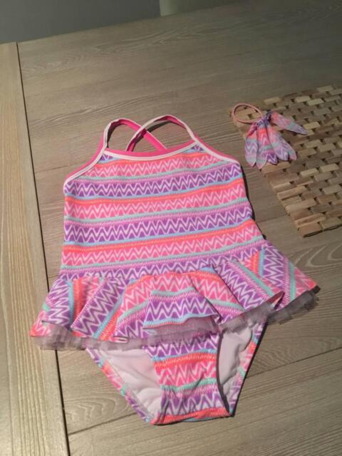 0d146c7d3d Size 7, Girls Escargot Bathers (Excellent Buy) | Kids Clothing ...