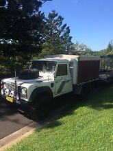 Land Rover defender Ute Bangalow Byron Area Preview