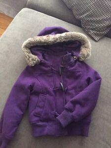 Manteau d'automne grandeur 6-7