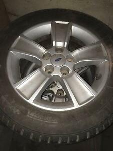 Ford Falcon Original Good condition Wheels With Tyres Bellevue Hill Eastern Suburbs Preview