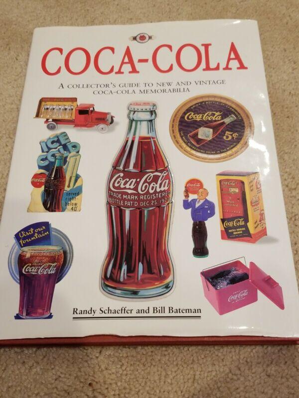 Vintage 1995 Coca-Cola Memorabilia Collector`s Guide