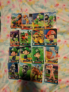 Trade: Mario Sports Superstars amiibo cards Seaview Downs Marion Area Preview