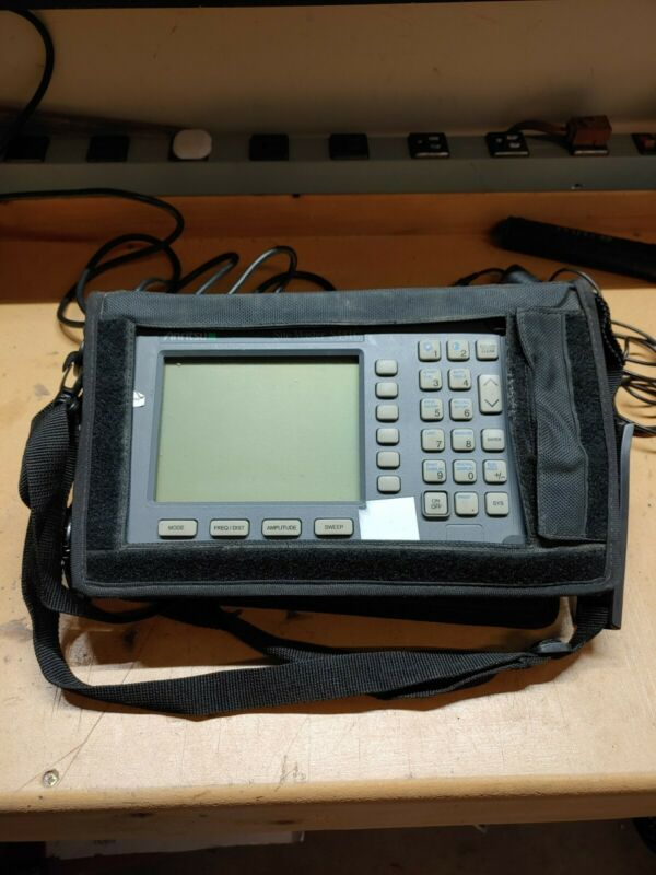 Anritsu Site Master S331C Cable & Antenna Analyzer