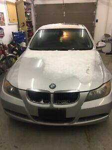 2006 bmw 323i new winter tires