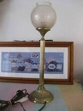 Antique corinthian lamp Craigieburn Hume Area Preview