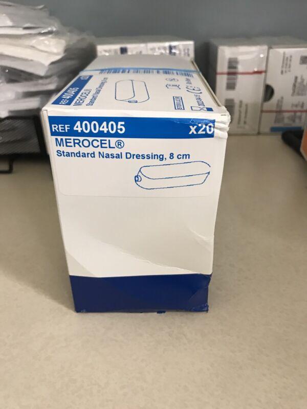 NASAL PACK(MEDTRONICS) 8CM MEROCEL ENT Surgical items 20 400405