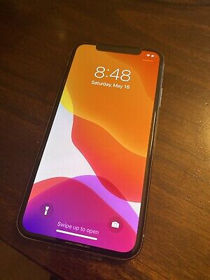 Apple iPhone X Silver - 64gb - AT&T for sale  Knoxville