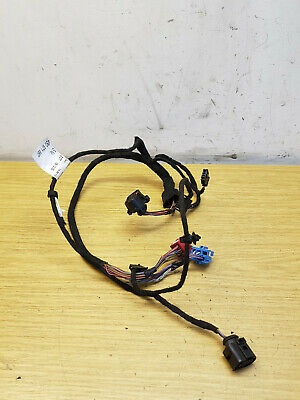 Audi A6 C5 Allroad [99-05] Any Side Rear Door Wiring Loom Harness - 4B0971687