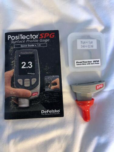 DeFelsko SPG PosiTector PRBSP SPG Integral Probe