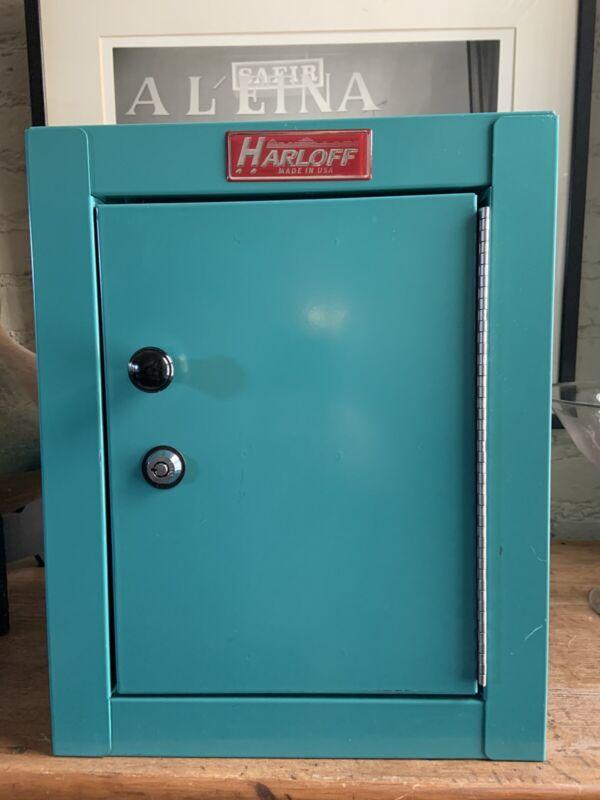 Harloff Medium Narcotics Medicine Safe Double Door With Keys 2820