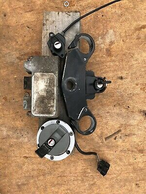 TRIUMPH TT600 LOCKSET ECU CDI 2003