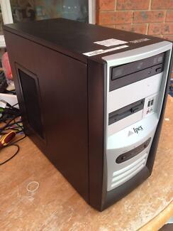Gaming PC QuadCore i3-3.4GHz/8G RAM/120G SSD+1TB HDD/ATi6950HD