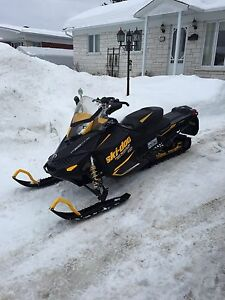 Ski doo renegade backcountry 800 , 2013