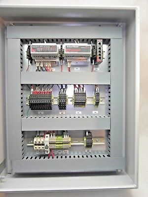 New Sixnet Rtu Mini Ipm Ethertrak Controller In Enclosure Valtronics Gas Ig