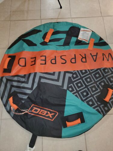 Dbx Warpspeed 2 Person Towable Tube