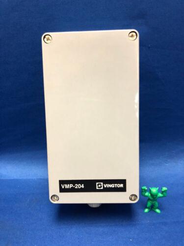 Zenitel - Vingtor Stenofon VMP-204 (version 2.0) (3006202023) Power Amplifier