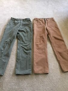 Reduced, Rocky work and hunting pants. Polar Fleece Lined 32x34