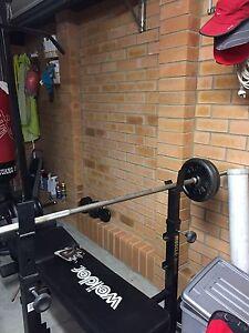 Gym Set - Welder East Maitland Maitland Area Preview