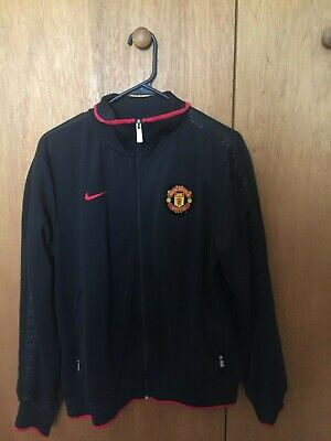 f0e9acff85f Soccer - Manchester United Jacket - Trainers4Me