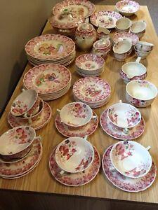 76 piece Royal Doulton Pomeroy dish set.