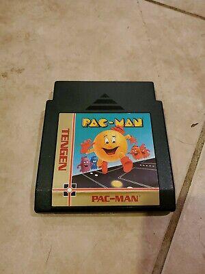 Pac-Man Tengen Black (Nintendo Entertainment System NES) Cart Only, Works