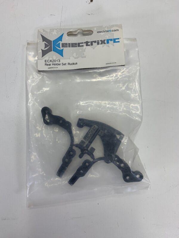ElectrixRC Rear Holder Set: Ruckus ECX2013