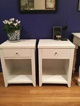 Custom made bedside tables - exceptional style and quality Mosman Mosman Area Preview