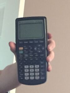 Ti83 plus scientific calculator