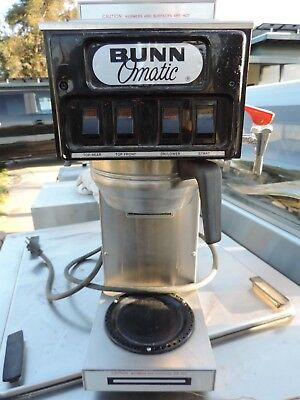 Coffee Brewer Bunn