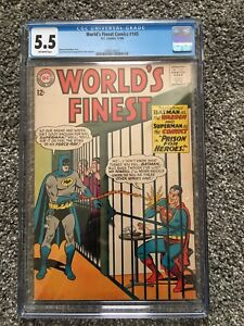 World's Finest #145 CGC 5.5