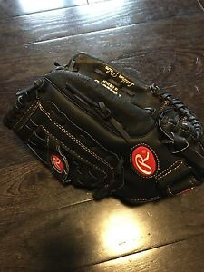 """Rawlings playmaker series 12.5"""" left handed PM1250B"""