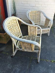 Old Cane lounge chairs Longford Northern Midlands Preview