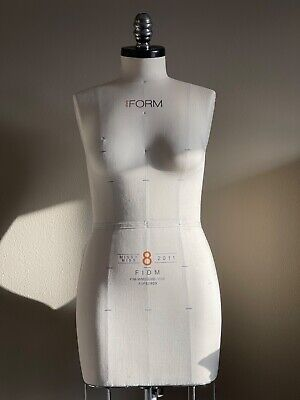 Avalon Alva Dress Form Size 8 Fidm