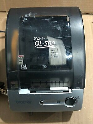P-touch Ql-500 Thermal Label Printer Free Shipping