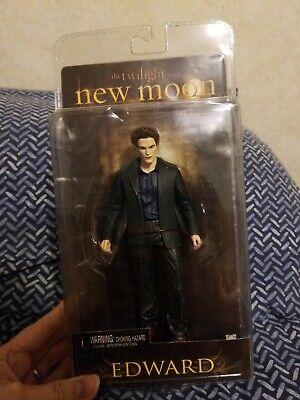 NIP NEW The Twilight Saga New Moon Edward Cullen 7 inch action figure