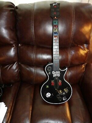 Guitar Hero Les Paul Wireless controller for XBOX 360