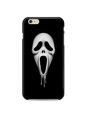 Halloween Scream Mask Horror Iphone 4s 5s 5c 6 6S 7 8 X XS Max XR Plus Case ip1